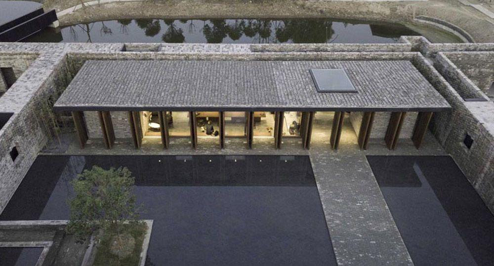 The Walled. Boutique Hotel de los arquitectos Neri&Hu