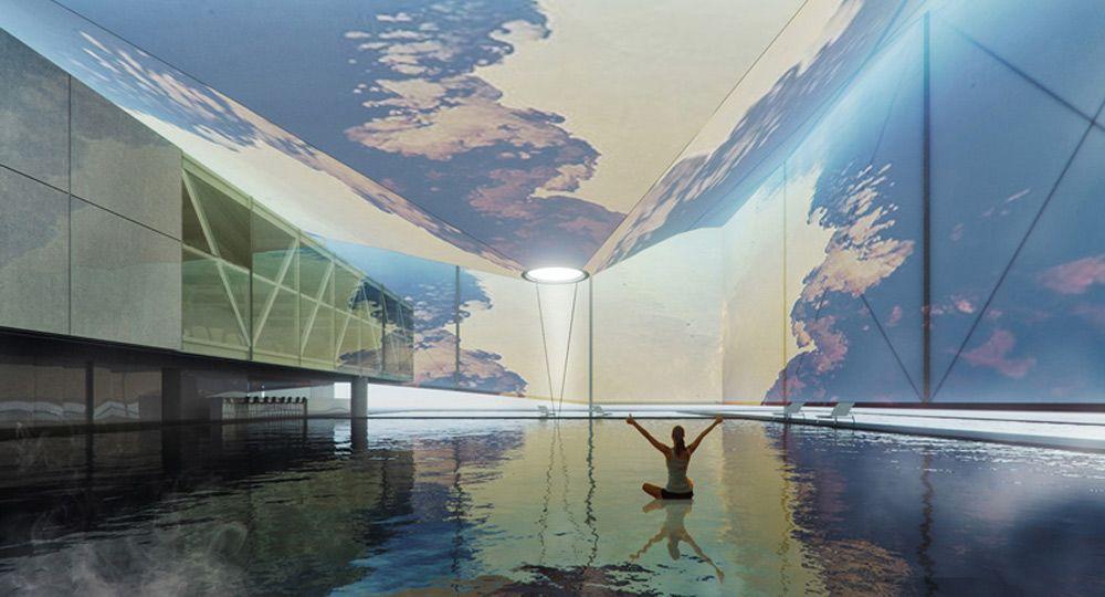 Expo 2020 Dubái.  Proyecto ganador para el Pabellón de Brasil