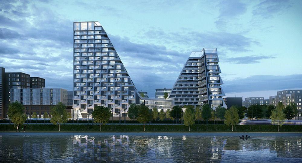 Peter Pichler Architecture. Proyecto residencial en Maarssen