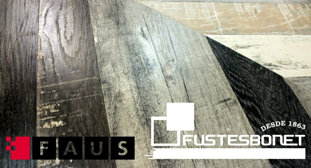 FAUS y Fustes Bonet en PROMAT. Materiales y tecnología para la arquitectura