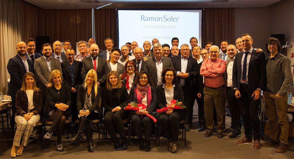 Ramon Soler celebra la Convención Nacional de Ventas 2019