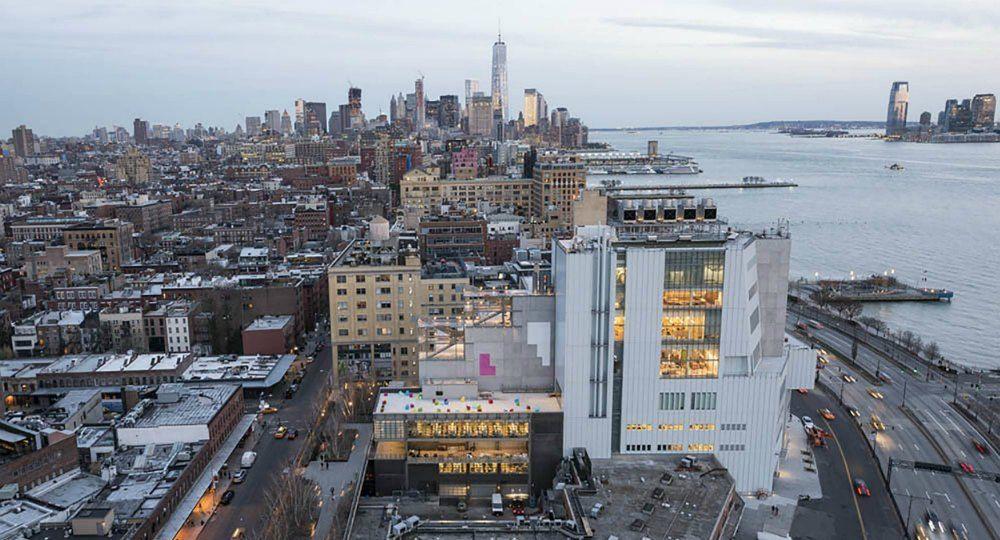Arquitectura de Renzo Piano. Museo Whitney de Arte Americano
