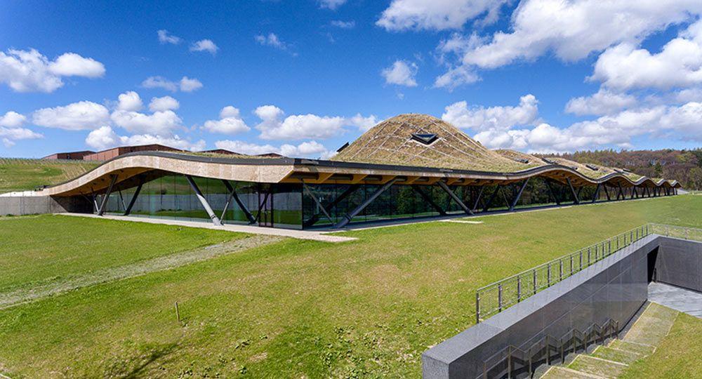 Los arquitectos Rogers Stirk Harbour + Partners finalizan la Destilería Macallan