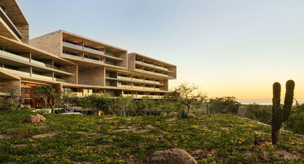 Resort Solaz en Los Cabos de Sordo Madaleno Arquitectos. Vacaciones de diseño
