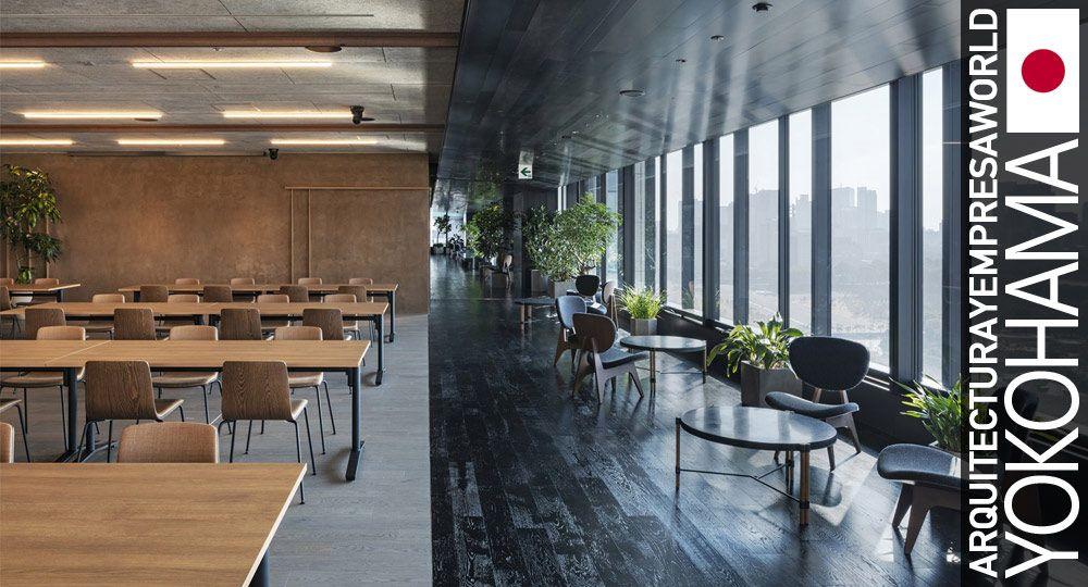 Suppose Design Office diseña las nuevas oficinas de la tecnológica Slack en Tokio