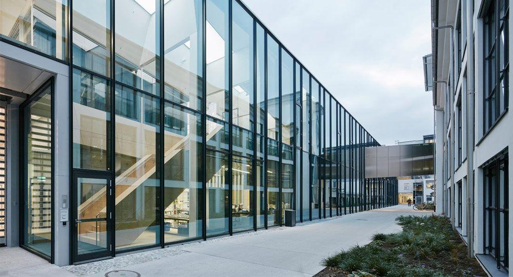Snøhetta diseña el nuevo campus Swarovski. Crystal Workshop en Austria