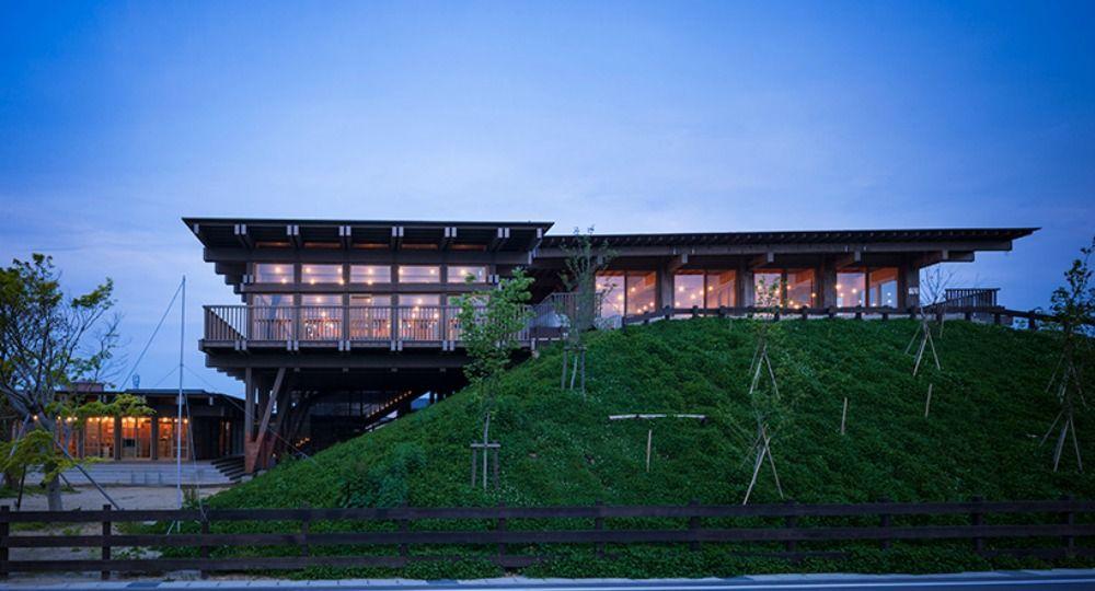 Tezuka Architects. Proyecto de reconstrucción Guardería Asahi