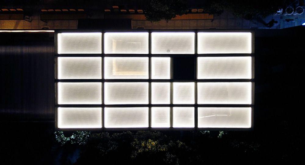 The Secret Rooftop en Shanghai. Estudio de arquitectura V10