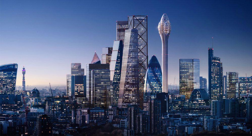 El proyecto de la Torre Tulip de Foster + Partners se cancela