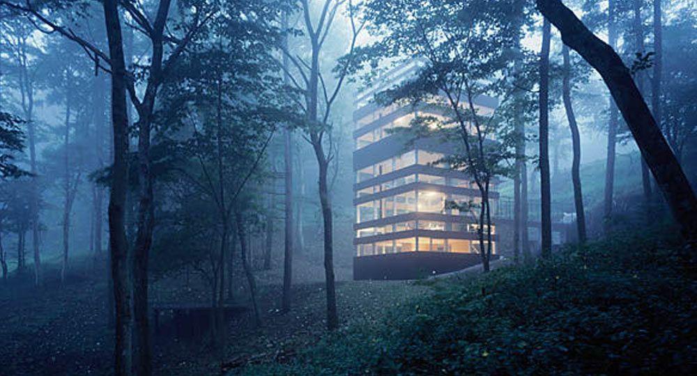 Makoto Takei + Chie Nabeshima Architects. Proyecto Ring House