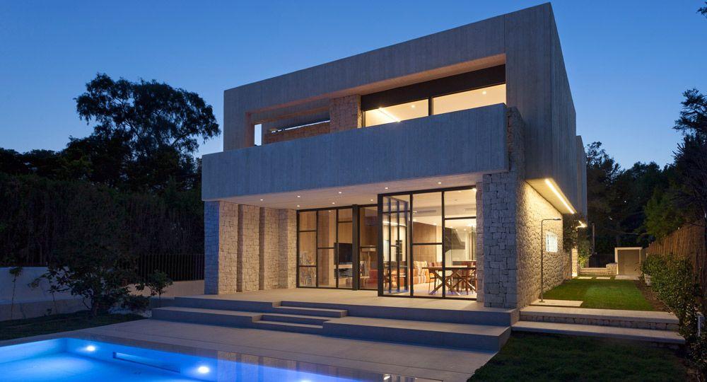 Casa Campolivar. Antonio Altarriba Comes Arquitecto