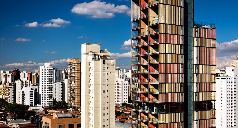 Torre Itaim de B720 Fermín Vázquez Arquitectos consigue el premio al mejor rascacielos del mundo