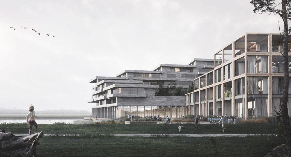 Ciudades recicladas. Materiales sostenibles para la arquitectura danesa