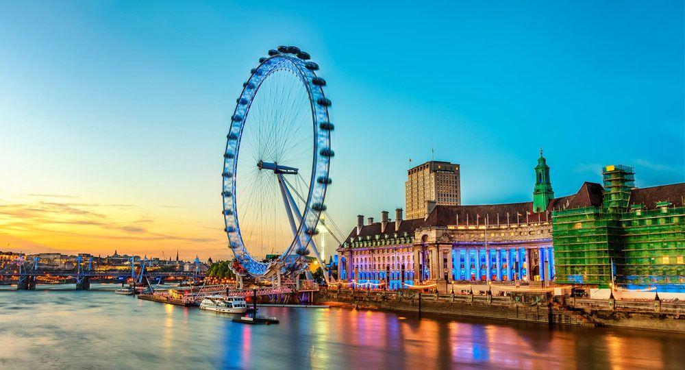 Urbanismo londinense. Proyecto de viviendas sobre vías ferroviarias
