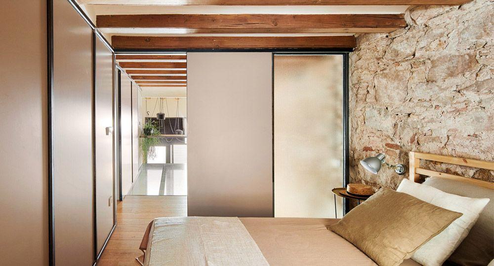 Apartamento Triplex en Barcelona. Arquitecto Valentí Albareda