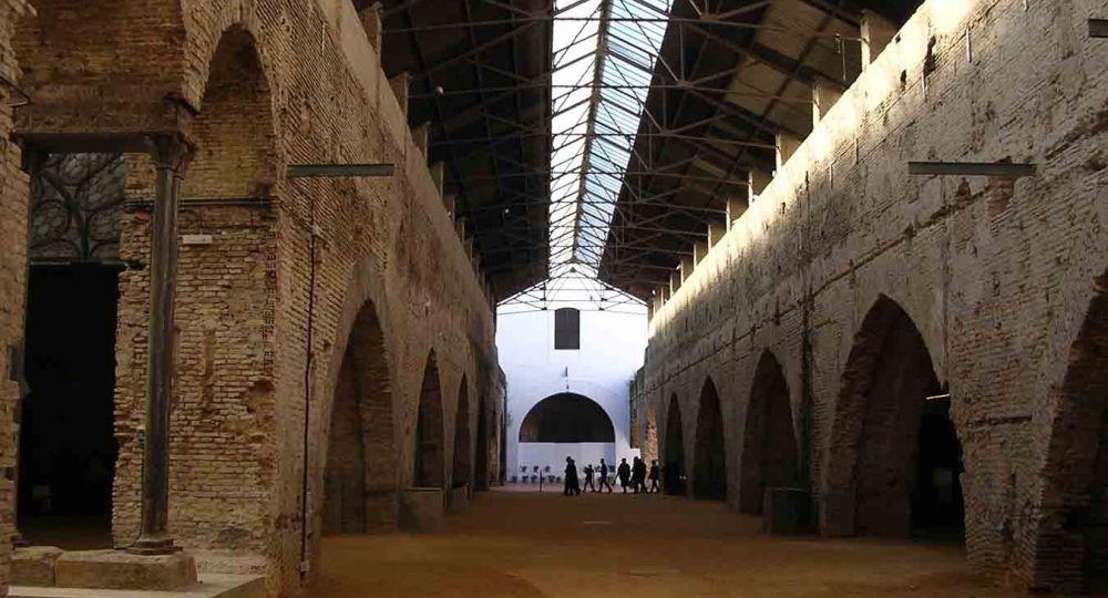 Las Reales Atarazanas de Sevilla, siglo XIII su proyecto de rehabilitación paralizado.