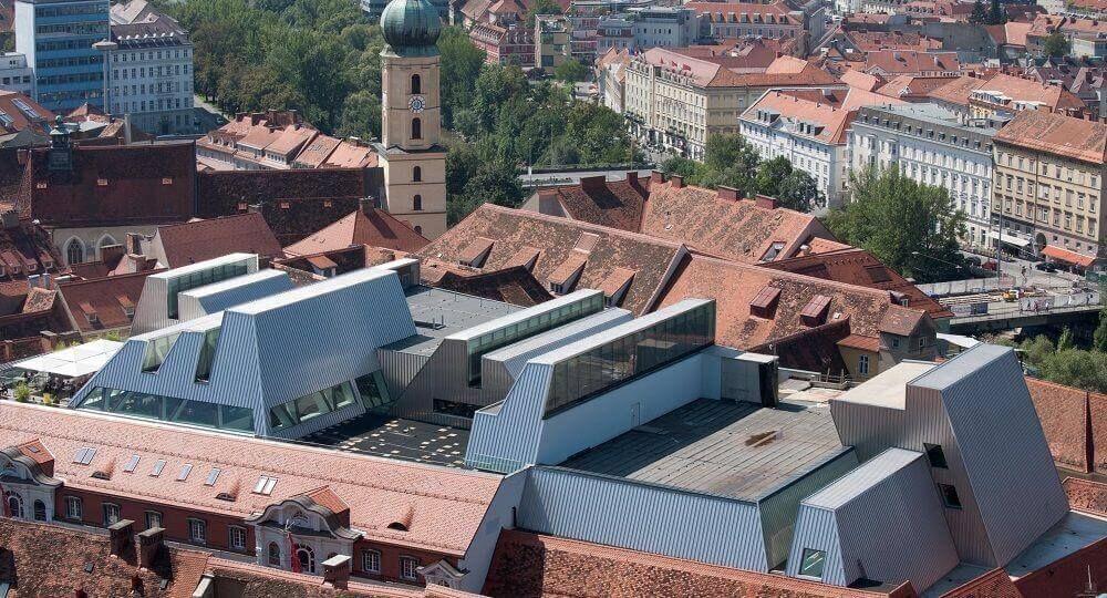 Nueva arquitectura para la ciudad histórica: propuestas de Nieto Sobejano para Graz