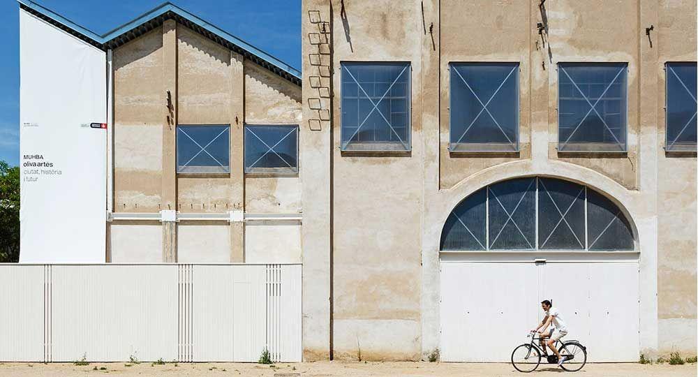 Intervención en la fábrica Oliva Artés, por BAAS Arquitectura