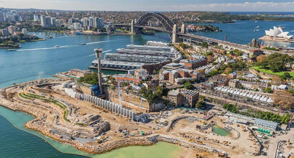 Barangaroo. Sydney