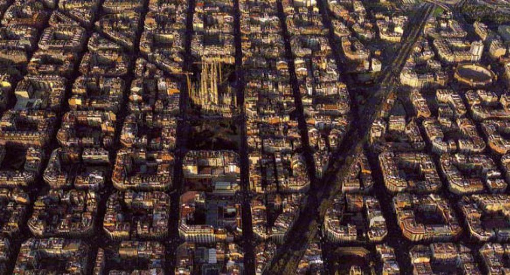 """Barcelona. Premiada en los """"City Climate Leadership Awards""""."""