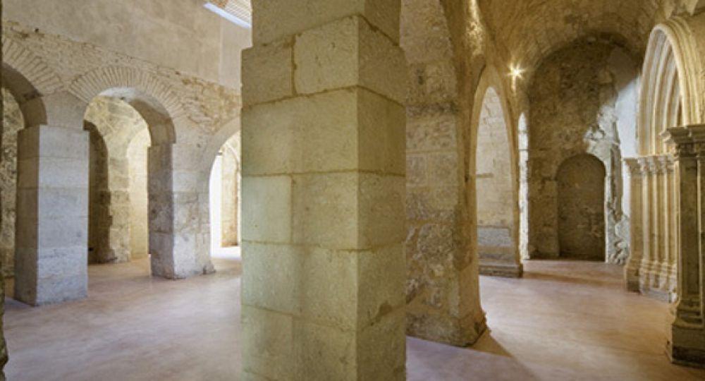 Estratos que hacen Historia, Basílica Paleocristiana de San Pedro
