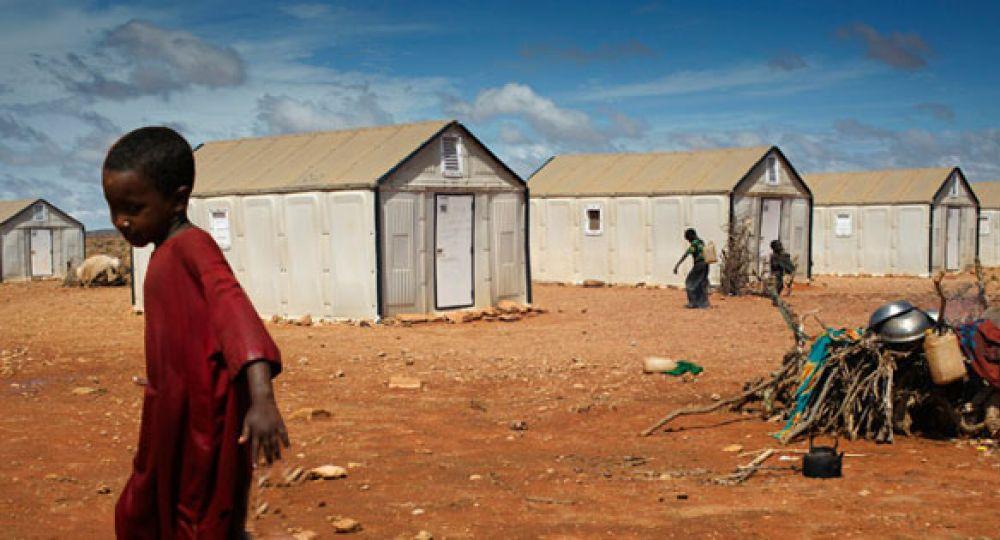 Kits-refugio made in Ikea para los desplazados por conflictos bélicos y desastres naturales