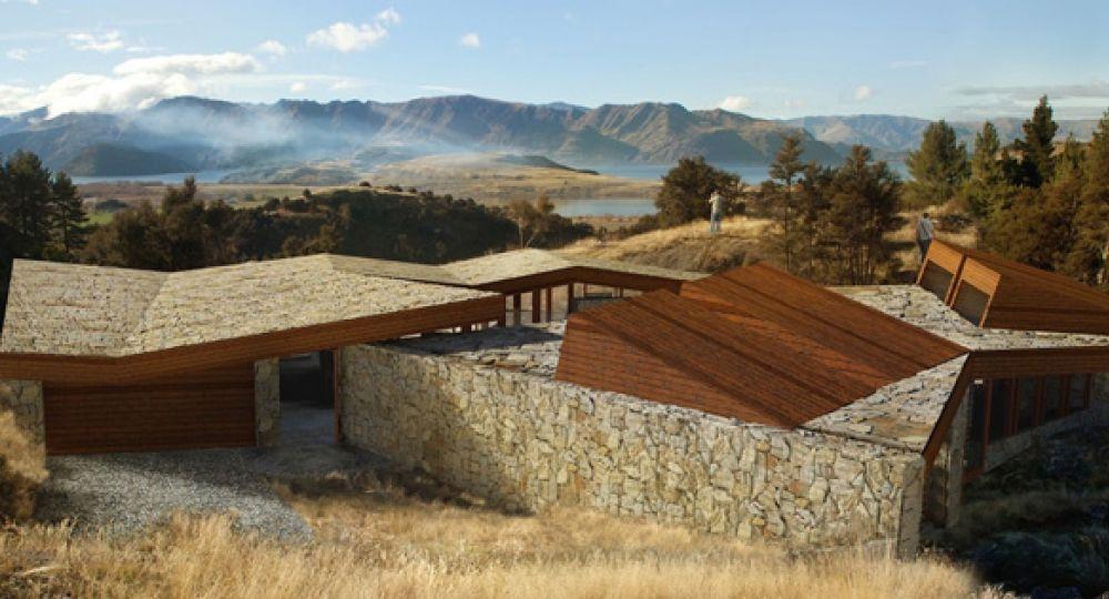 Huella de Carbono Cero: Casa C3, Nueva Zelanda