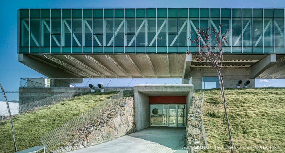 Sede de la Cámara de Comercio  de Jaén ER arquitectos