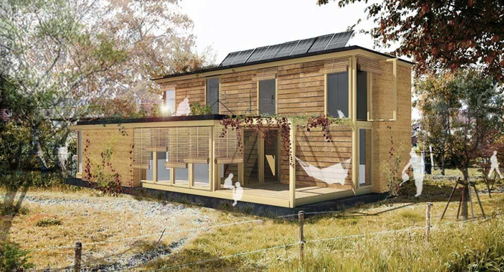 Casa S-Low, por una construcción saludable, sostenible y económica