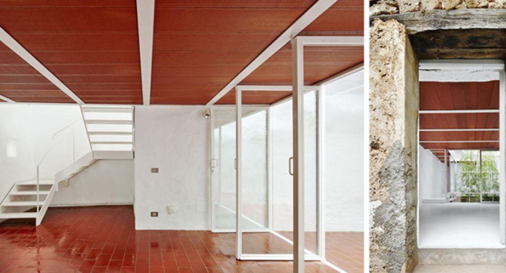 De casa en ruina a Casa Luz. Arquitectura G