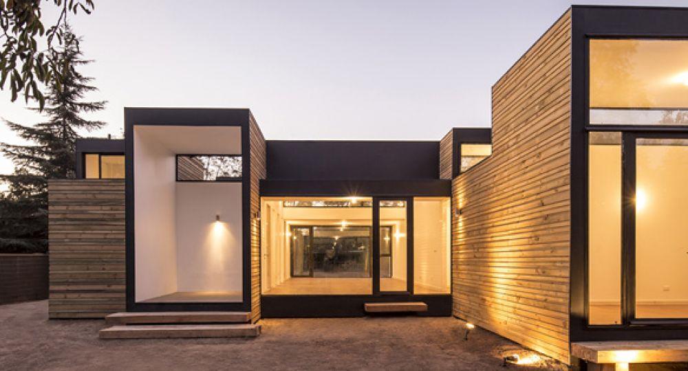 Casa SIP m3. Arquitectura ajustada en tiempo y presupuesto