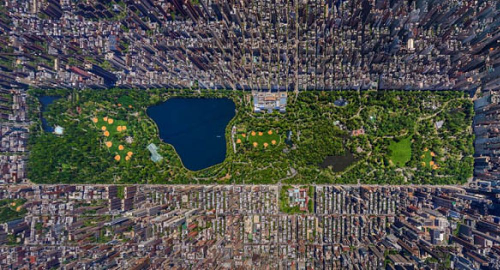 Central Park. Frederick Law Olmsted y Calvert Vaux.