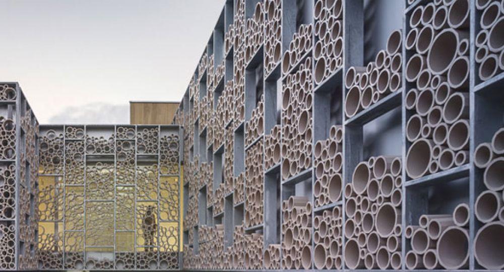 Centro de la Cerámica de Triana, por AF6 Arquitectos