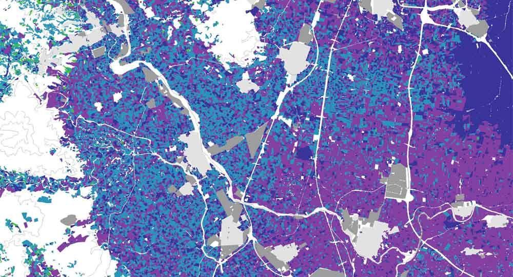 Las Ciudades Secundarias o la articulación de los territorios.