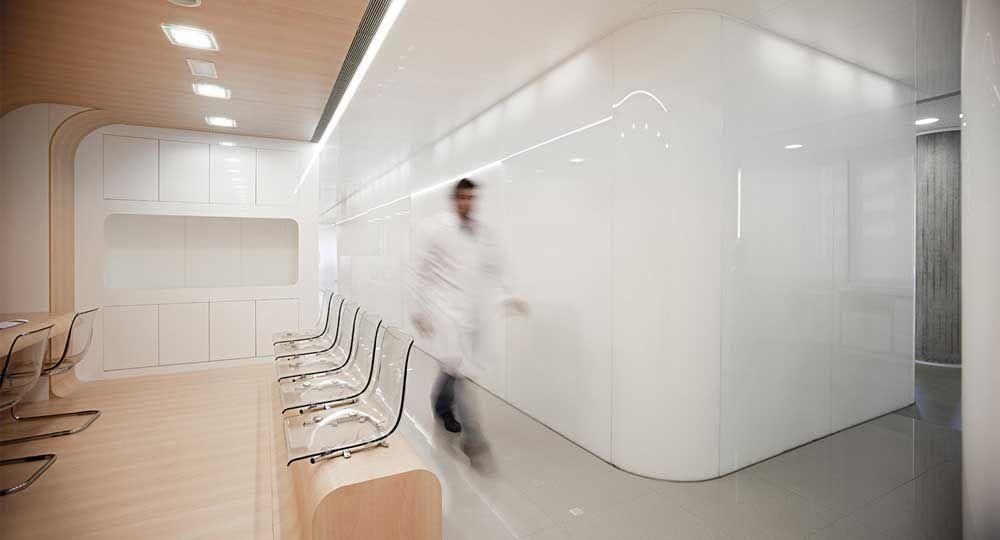 Clínica dental en Málaga, por Estudio Arquitectura HAGO