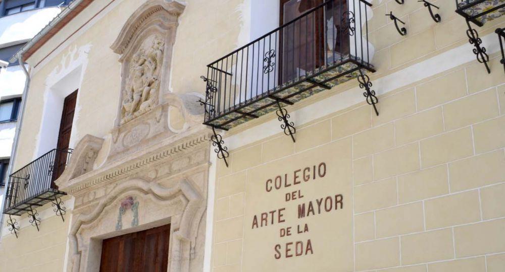 Colegio del Arte Mayor de la Seda.Valencia