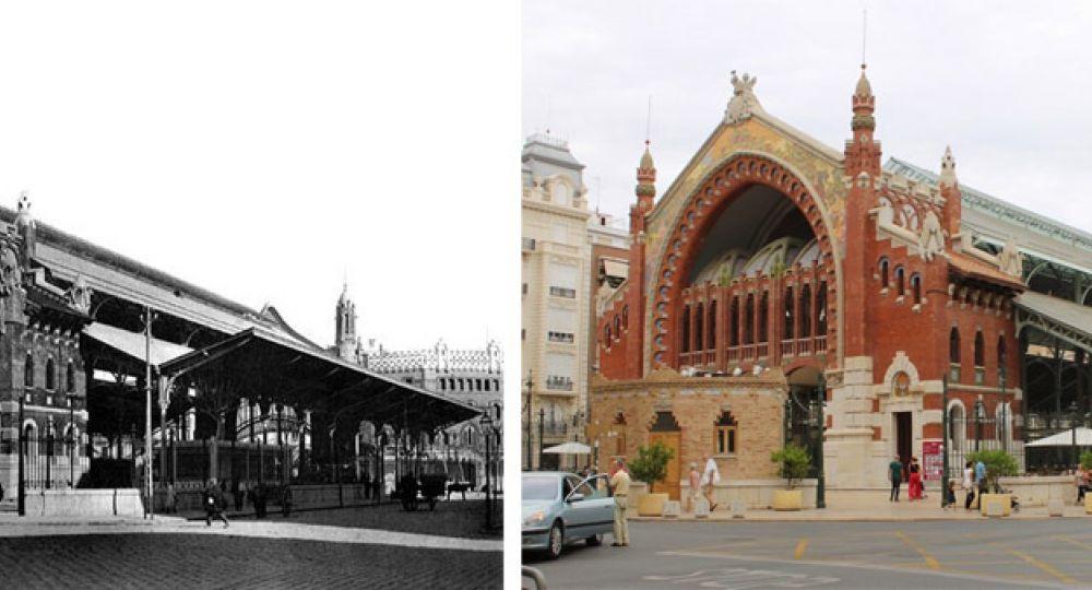 Proyectos Urbanos: El Mercado de Colón.