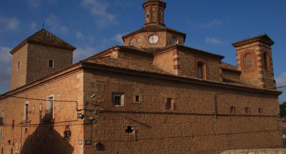 Virgen del Carmen, Gea de Albarracín
