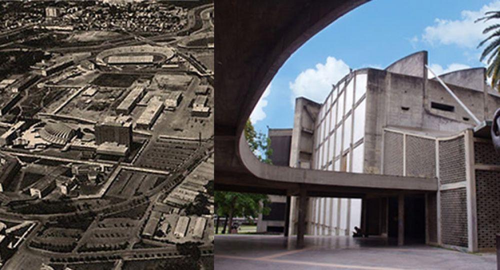 Ciudad Universitaria de Caracas (CUC)