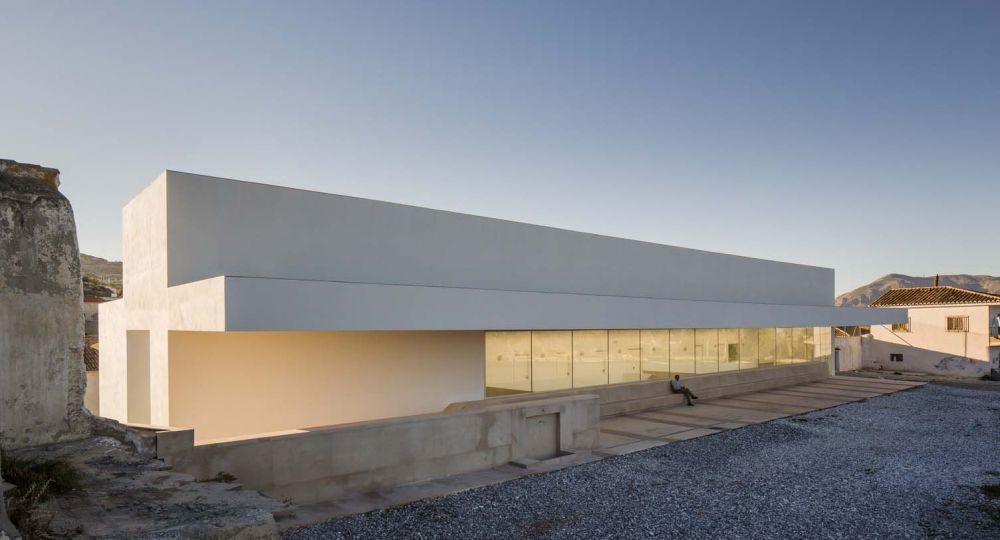 Edificio de Formación y Empleo, del estudio Daroca arquitectos