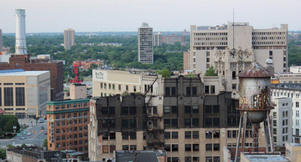 Desmontar ciudades. Detroit