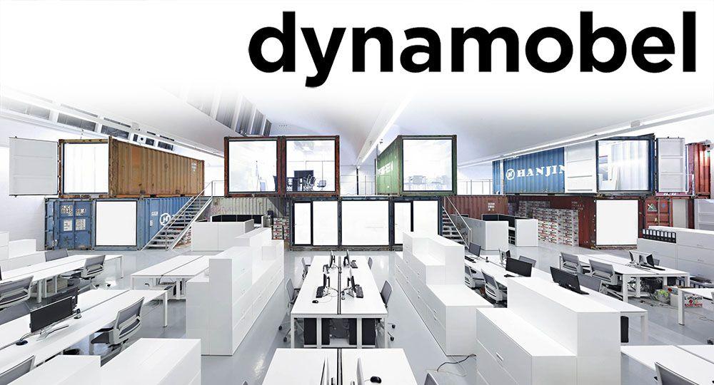 Dynamobel el primer fabricante espa ol de mobiliario y for Fabricantes de mobiliario de oficina