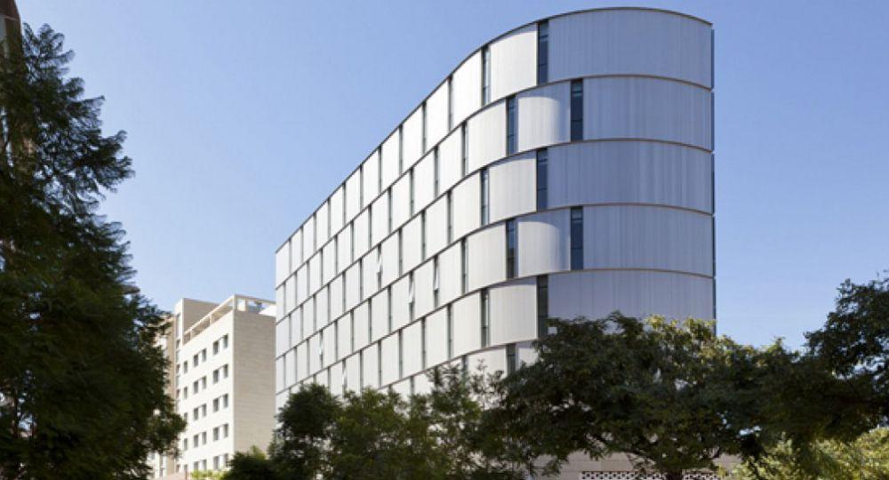 Edificio de oficinas Marsamar, Javier García Solera