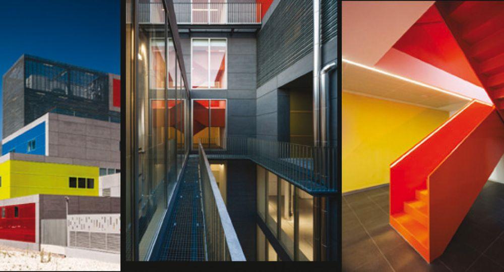 Edificio Neuron: Cayuelas Arquitectos