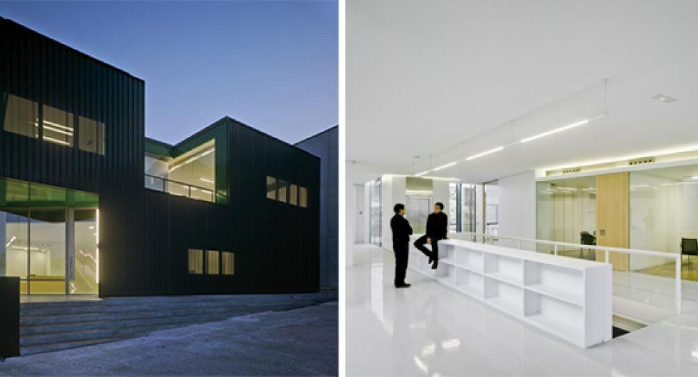 Edificio de Oficinas y Laboratorios Paule Chemical