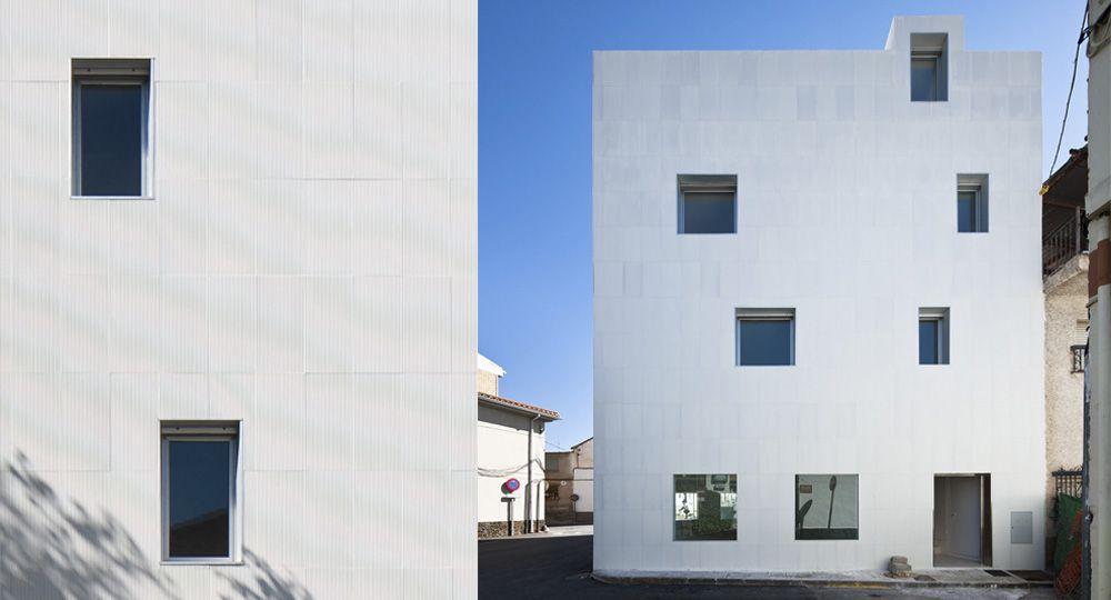 Viviendas de alquiler en Granada, de la arquitecta Elisa Valero