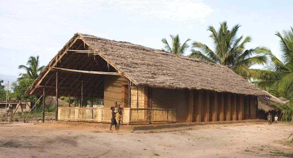Escuela en Cabo Delgado, por Ziegert Roswag Seiler Architekten