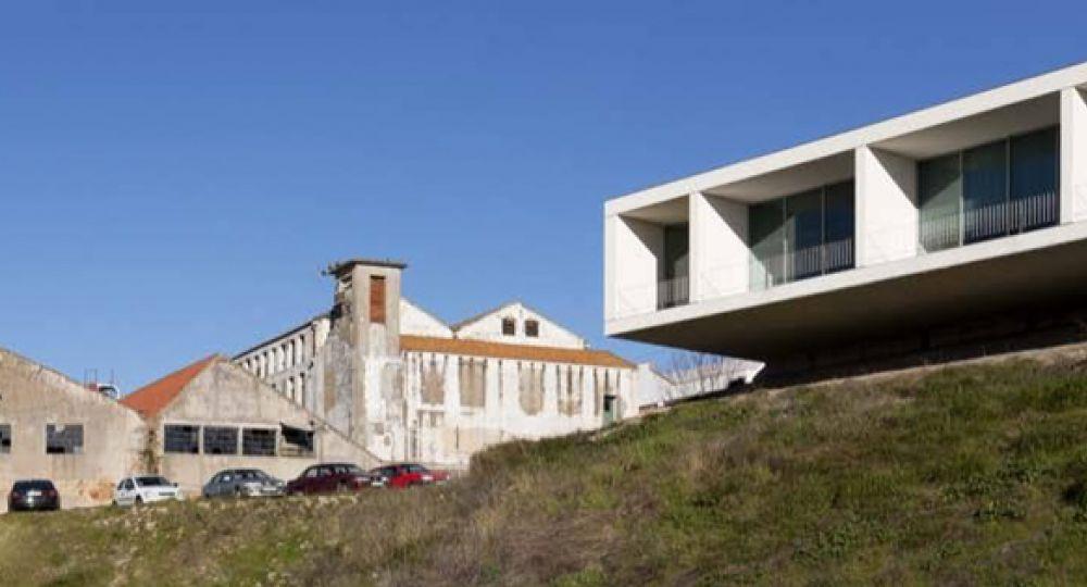 Escuela de Hostelería y Turismo, Souto de Moura-Correia