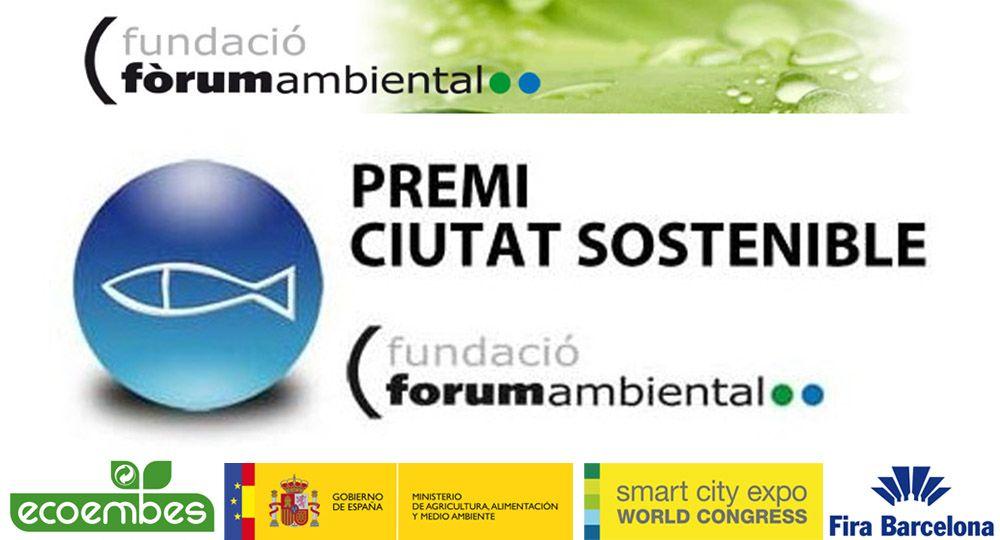 14ª edición de los Premios Ciudad Sostenible. 2016