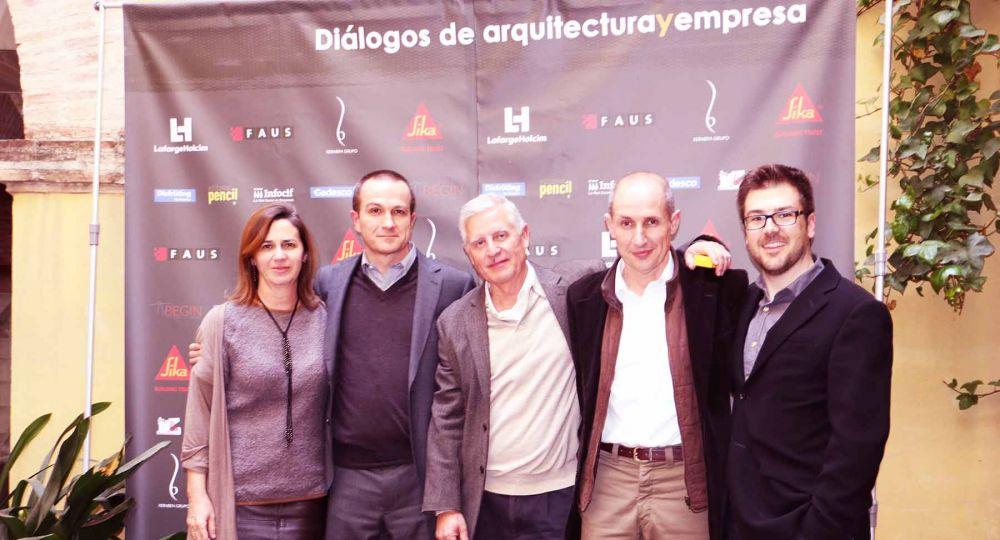 Jornada de Diálogos de Arquitectura y Empresa